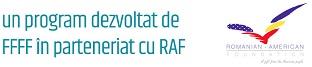 Program dezvoltat de FFFF in parteneriat cu RAF
